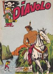Diavolo (2e Série - Aventures et voyages) -5- Rudy le trappeur : L'embouchure du Yukon