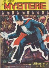 Les héros du mystère -Rec03- Album N°3 (du n°7 au n°9)