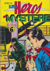 Les héros du mystère -Rec06- Album N°6 (du n° 16 au n°18)