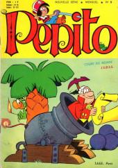 Pepito (3e Série - SAGE) (Numéro Géant) -5- Carte bidon et doublons en fer blanc