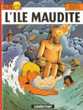 Alix -3d1987- L'île maudite