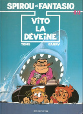 Spirou et Fantasio -43a2004- Vito la déveine