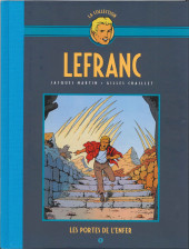 Lefranc - La Collection (Hachette) -5- Les portes de l'enfer