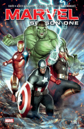 Season One (100% Marvel) -INT01- Tome 1
