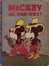 Mickey (Hachette) -9a47- Mickey au Far-west