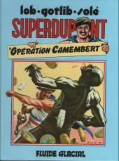 SuperDupont -3a93- Opération Camembert