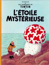Tintin (Historique) -10C3bis- L'étoile mystérieuse