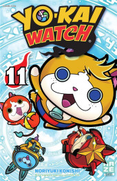 Yo-Kai watch -11- Tome 11