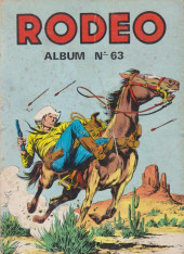 Rodéo -Rec063- Album N°63 (du n°319 au n°322)