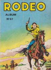Rodéo -Rec067- Album N°67 (du n°335 au n°338)
