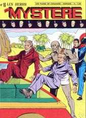 Les héros du mystère -16- Le mystère des Caraïbes