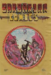 Barbarian Comics (1973) -2- Barbarian Comics #2