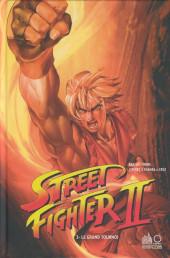 Street Fighter II (Urban Comics) -3- Le Grand tournoi