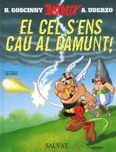 Astérix (en langues régionales) -33Catalan- El cel s'ens cau al damunt!