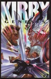 Kirby: genesis volume 1 -2- The Unknown Lands