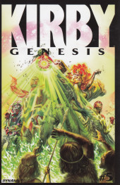 Kirby: genesis volume 1 -5- From Out of the Depths