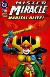 Mister Miracle (1996) -5- Free, Like A Child!