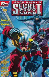 Jack Kirby's Secret City Saga (Topps comics - 1993) -0- Jack Kirby's Secret City Saga #0