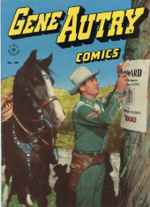 Four Color Comics (Dell - 1942) -100- Gene Autry Comics