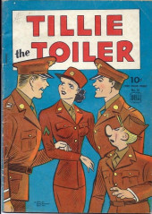Four Color Comics (Dell - 1942) -55- Tillie the Toiler