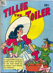 Four Color Comics (Dell - 1942) -195- Tillie the Toiler