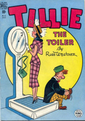 Four Color Comics (Dell - 1942) -237- Tillie the Toiler