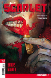 Scarlet (2018) -3- Issue 3