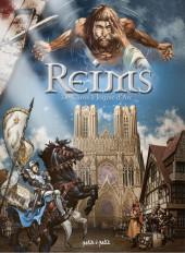 Reims -1- De Clovis à Jeanne d'Arc - De -57 à 1429