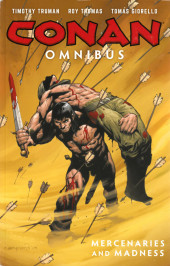 Conan the Cimmerian (2008) -OMN4- Mercenaries and madness