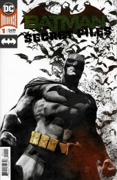 Batman: Secret Files (2018) - Batman: Secret Files