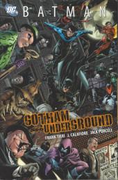 Gotham Underground (2007) -INT- Gotham Underground