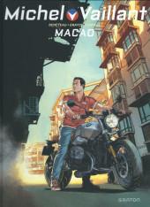 Michel Vaillant - Nouvelle saison -7- Macao
