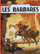 Alix -21a2017- Les Barbares