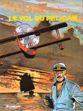 Capitaine Sabre -1- Le vol du Pélican