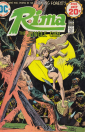 Rima, The Jungle Girl (1974) -4- Part 4: Conclusion - The Flaming Forest