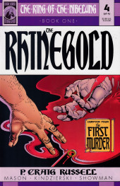 Ring of the Nibelung (The) (2002) -4- Book One: The Rhinegold Chapter Four The First Murder