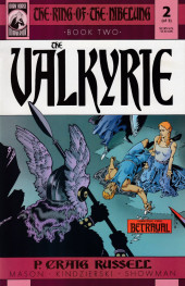 Ring of the Nibelung (The) (2002) -62.2- Book Two: The Valkyrie Chapter Two Betrayal