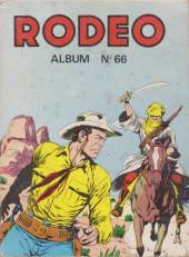 Rodéo -Rec066- Album N°66 (du n°331 au n°334)
