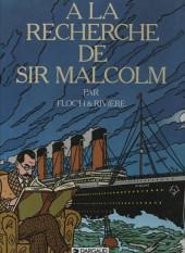 Albany & Sturgess -3a98- A la recherche de Sir Malcolm