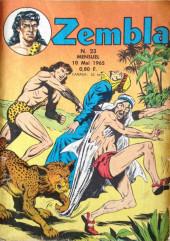 Zembla -23- Numéro 23