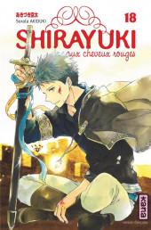Shirayuki aux cheveux rouges -18- Tome 18