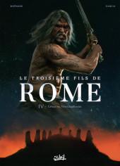 Le troisième fils de Rome -4- César et Vercingétorix