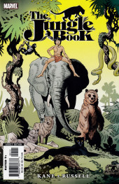 Marvel Illustrated Jungle Book - The Jungle Book