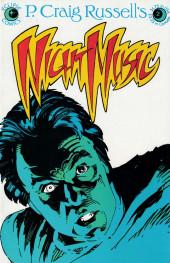 Night Music (1984) -2- Dance on a Razor's Edge
