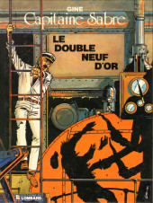 Capitaine Sabre -3- Le double neuf d'or