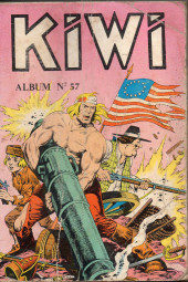 Kiwi -Rec057- Album N°57 (du n°263 au n°266)