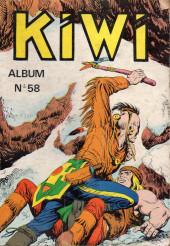 Kiwi -Rec058- Album N°58 (du n°267 au n°270)