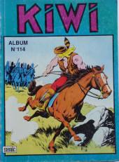 Kiwi -Rec114- Album N°144 (du n°444 au n°446)