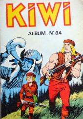 Kiwi -Rec064- Album N°64 (du n°291 au n°294)