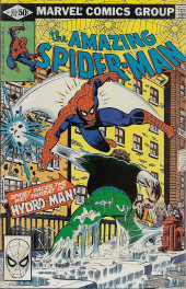 Amazing Spider-Man (The) (1963) -212- The Coming Of Hydroman!